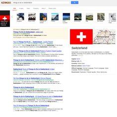 The new look of the Google search results  ------- Tak będzie wyglądać nowe Google #google #serp