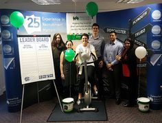 Wise Recruitment Group take on a company-wide challenge to raise £2,500 by cycling 2,500 miles across the branch network.  The team at Truro kick off this challenge on the 16th January, in the Truro Branch. The static bike will be welcoming Client Companies, temporary workforce and Candidates to come in and take part in the pedal challenge! You can visit the offices just to help by pedalling or enter the 'Fastest Mile Challenge!'
