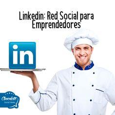 En #Linkedin puedes contactar básicamente a quien quieras, leer blogs y compartir tus logros en tu perfil. #RedesSociales #Profesional #Tips #Pymes