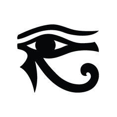 Eye of Horus Symbol Wall   ALEX AND ANI