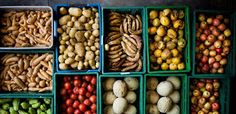 Horizonte e Mar: Fruta Feia em Matosinhos