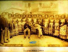 Greek Costumes, Greek Music, Corfu, Greeks, Folklore, Islands, Painting, Painting Art, Paintings