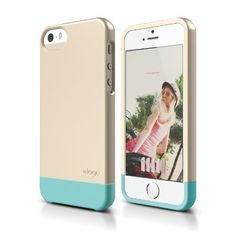 elago Glide Case Limited-Edition for iPhone - eco friendly Retail Packaging (Italian Rose / Champagne Gold): Cell Phones & Accessories Buy Iphone, Iphone 5 Cases, Iphone 5s, Phone Case, Radios, Rose Champagne, Next Gifts, Coral Blue, Yellow