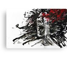 """The Pain of Cluster Headache"" by Agnes-Cecile for Arte Cluster Canvas Print"