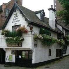 Ye Olde Salutation Inn - Nottingham, United Kingdom