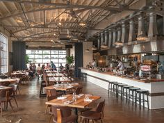 Jonathan Waxman opens Adele's in Music City - Nashville Lifestyles Cafe Restaurant, Restaurant Design, Southern Restaurant, Wood Burning Oven, New York, Casual Restaurants, Rustic Italian, Kings Of Leon, Places To Eat