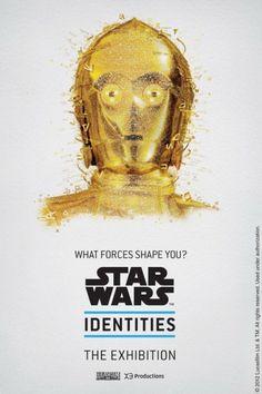Star Wars Identities - Centre des Sciences di Montreal