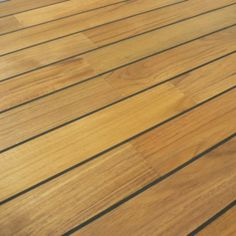Colours Bali Natural Teak Boat Effect Real Wood Top Layer Flooring