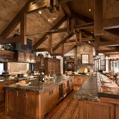 Log Home Interior Photos Design, Pictures, Remodel, Decor and Ideas - page 39