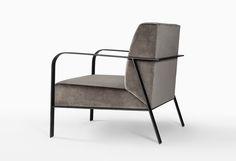 Chai Ming Studios Thornet Lounge Chair