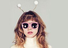 af740dcc5bed Karen Walker Harvest Sunglasses Pink Sunglasses