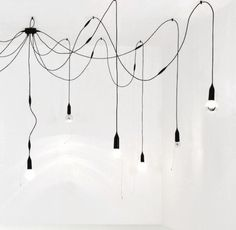 luminaires luxiona for jean nouvel Cool Lighting, Modern Lighting, Lighting Design, Pendant Lighting, Architecture Design, Do It Yourself Inspiration, Daily Inspiration, Luminaire Design, Home And Deco
