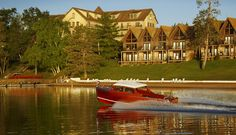 Maddens on Gull Lake in Brainerd MN  Great place to stay in Northern  Minnesota., Land of 10,000 lakes.