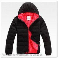 Moncler Abajo chaqueta. RV210GW. Moncler Abrigos Largos Hombre. Negro. Moncler Ropa de Moda, Complementos y Chaquetas y Abrigos