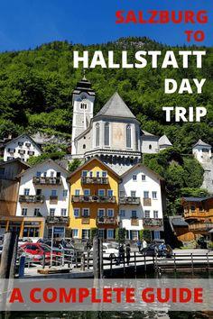Salzburg to Hallstatt Day Trip Guide