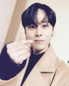 Junhyung - 161231 | cr.bigbadboii update Instagram