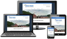 Frogtown created a new WordPress church website for Cross Roads Baptist Church in Cumming,Georgia. Does your church website need help? Portfolio Web Design, Create Website, Roads, Wordpress, Friends, Amigos, Road Routes, Boyfriends, Street