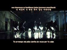BTS – Danger MV (Sub Español – Hangul – Roma) HD - YouTube