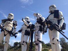 501st Legion Sandtroopers