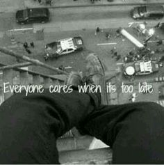 When Its Too Late☹ #Hurt #Sadness #Quotes