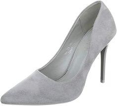 Jeans High heels  Schuhe & Handtaschen, Schuhe, Damen, Pumps Jeans High Heels, High Heel Pumps, Pumps Heels, Stiletto Heels, Peep Toe, Shoes, Design, Fashion, High Heeled Footwear