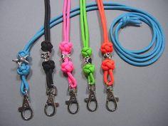 Pfeifenband, Schlüsselanhänger, Paracord, Karabiner, Bead, verschiedene Farben