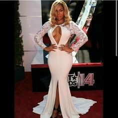 2014 BET Awards ASHANTI
