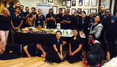 Cerritos Student Ambassadors with their smorgasbord of goodies for the Halloween Bake Sale. #fremontcollege #smorgasbord #bakesale #goodies #goodeats #yummy #treats #bakedgoods #sweets #studentambassadors