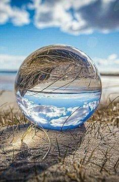 VISIT FOR MORE Reflection Glass Ball. The post Reflection Glass Ball. appeared first on Fotografie. Abstract Photography, Macro Photography, Creative Photography, Amazing Photography, Photography Ideas, Photography Backgrounds, Photography Studios, Photography Lessons, Globe Photography