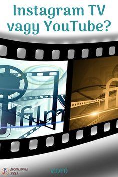 A napokban jelentette be az Instagram, hogy IGTV néven olyan tv platformot indít, ahová videókat lehet feltölteni, mint ahogyan a YouTube-ra is. Elmondom Neked, hogy mint vállalkozó, hogyan állj az Instagram TV-hez. Online Marketing, Tv, Youtube, Instagram, Television Set, Youtubers, Youtube Movies, Television