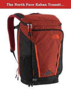 The North Face Kaban Transit Backpack Unisex Style: CWV9-BSN Size: OS. Whether you're traveling by plane, by bike, or on foot, The North Face Kaban Transit Backpack has the features you need to organize all your gear. Featuring a TSA friendly design, the dedicated 17 inch laptop compartment zips open and lays flat to help you breeze through security. The front D-door compartment features a padded, fleece lined tablet sleeve with an integrated organizational panel for easy storage, and the...