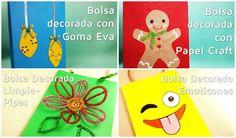 4 ideas para decorar bolsas de regalo. ¡Sorprende con tus envoltorios!
