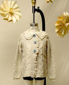 Matilda Jane girls sweater.  I loved this sweater!  #matildajaneclothing #MJCdreamcloset