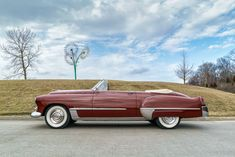 1948 Cadillac Sixty-Two Convertible