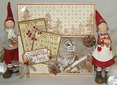 Kartengruß zur schönen Weihnachtszeit https://billes-bastelblog.blogspot.de/2017/09/kartengru-zur-schonen-weihnachtszeit.html Viele Bastelgrüße Bille