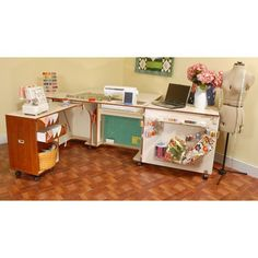 Arrow Bertha Sewing Cabinet with Air Lift Mechanism   from ...