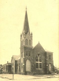 First African American Baptist Church - Danville, KY 1925-1955