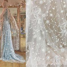 Starry Night Wedding, Moon Wedding, Celestial Wedding, Dream Wedding, Starry Night Dress, Magical Wedding, Wedding Dreams, Wedding Things, Wedding Stuff
