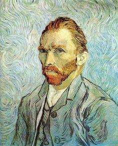 El Autorretrato de Van Gogh es un Plano Medio Pecho