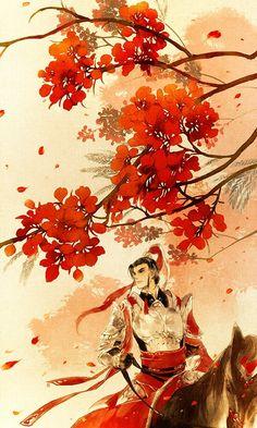Thiên Sách Y Xuy: Hoa Phượng