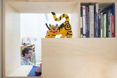 say hi to_ Papier Tigre - Object Design Paris