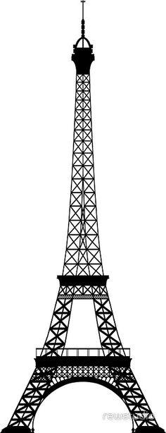 Eiffel Tower by rewstudio