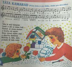 Písnička ke Dni tatínků