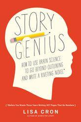 Story Genius, by Lisa Cron