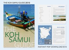 The Koh Samui Guide: 2015 Travel Guide, Maps, Things to Do http://www.thekohsamuiguide.com/