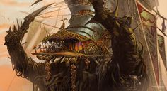 Official World of Warcraft: Warlords of Draenor Artwork