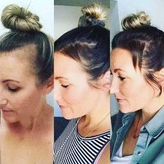 Make Hair Grow, How To Grow Natural Hair, Grow Long Hair, How To Make Hair, Natural Hair Styles, Long Hair Styles, Nutriol Shampoo, Hair Growing Tips, Long Hair Tips