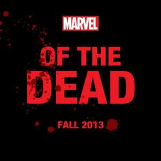 #Marvel #Dead #GeorgeAromero #Zombies #Comics