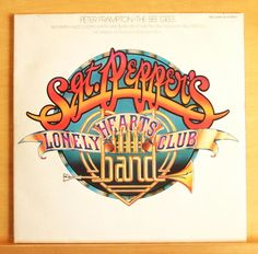 Various SGT. PEPPERS LONELY HEARTS CLUB BAND - Vinyl 2-LP Bee Gees Alice Cooper