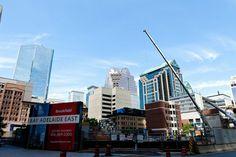 Toronto Financial District (Mark A. Cadiz, San Francisco Skyline, Toronto, Travel, Voyage, Viajes, Traveling, Trips, Tourism